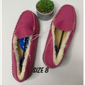 Shoes - Moccasin Slippers for Women